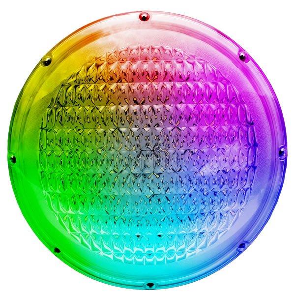 rgb led renk dönüşümlü havuz aydınlatma lambaları